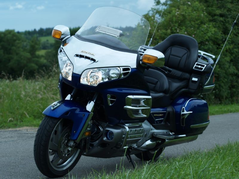 Honda 1800 Gl Goldwing Du 06 2003