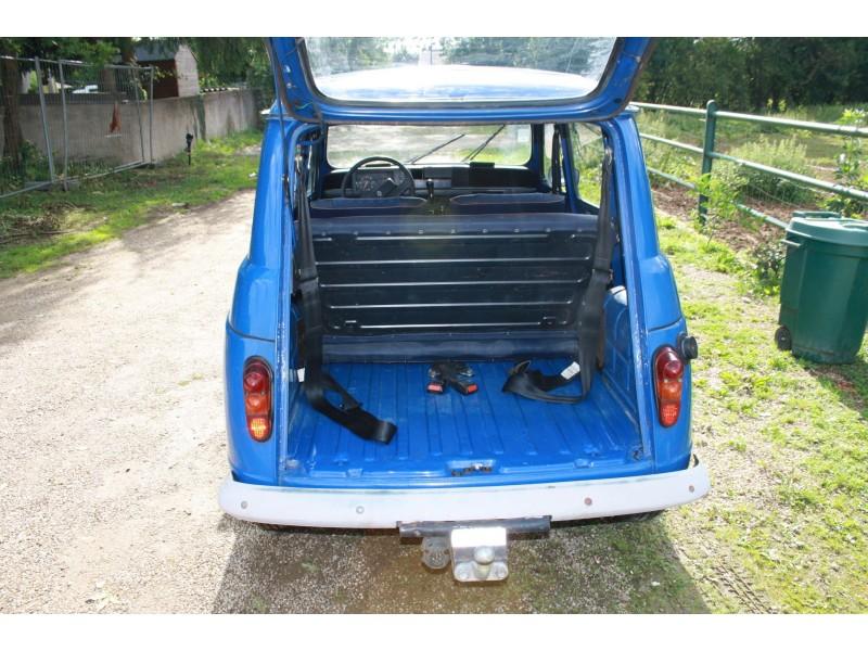 Renault R4 Jlm Classic Car