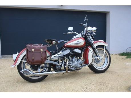 Harley Davidson 750 WLA Liberator