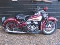 Harley Davidson 750 WLC Civilisée
