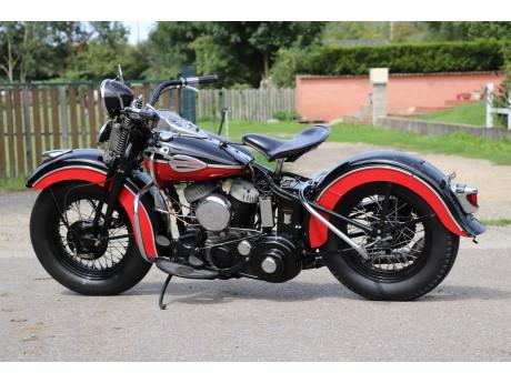 Harley Davidson 750 WLC